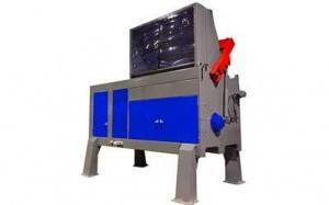 Single shaft industrial shredder 1K 65 series electric drive   SatrindTech Srl