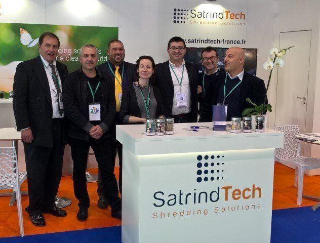 Pollutec Show 2016 - SatrindTech Srl