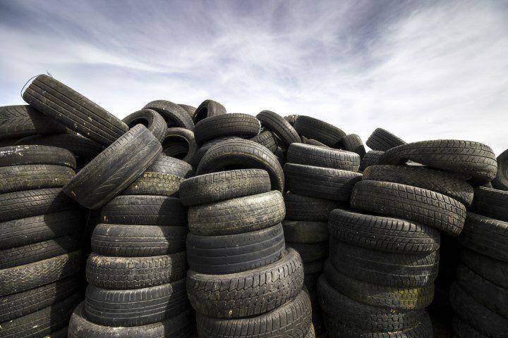 ELT tyre industrial shredder | SatrindTech Srl