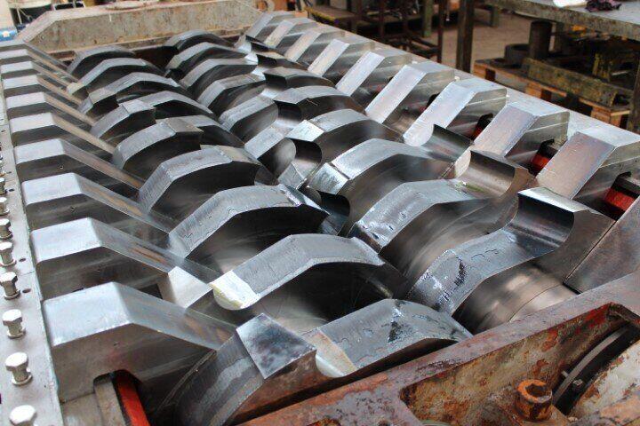 La manutenzione straordinaria del trituratore industriale | SatrindTech Srl