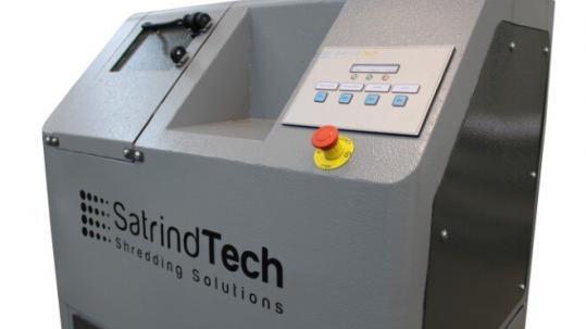 A light metal shredder: our latest innovation | SatrindTech srl