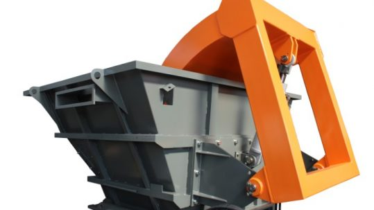 The shredding of hazardous waste | SatrindTech Srl